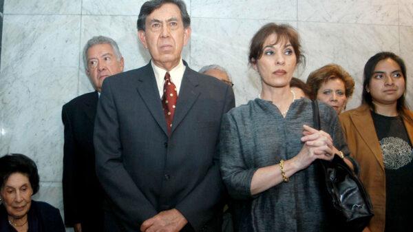 Cuauhtémoc Cárdenas está de luto; fallece su esposa Celeste Batel