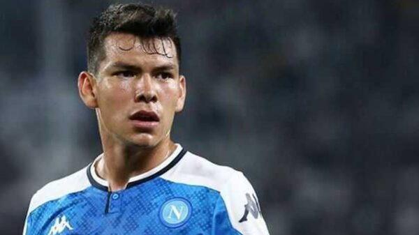 """Técnico del Napoli """"se burla"""" del Chucky Lozano y la afición enfurece"""