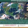 Tormenta tropical 'Pamela' se forma frente a costas de Jalisco y Colima