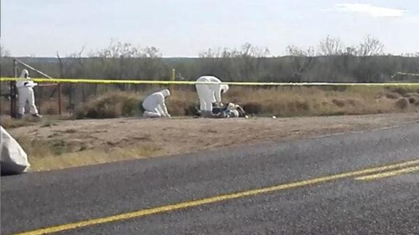 Localiza la Guardia Nacional 5 ejecutados y 2 heridos en carretera de Sonora