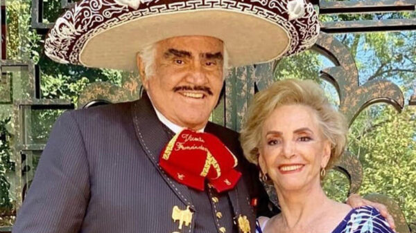 Desmienten que Doña Cuquita pidió desconectar a Vicente Fernández