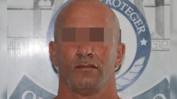 Cancún Persecución SM 59 detenido armado