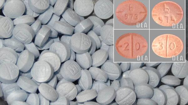 Carteles mexicanos inundan a EU de drogas falsas