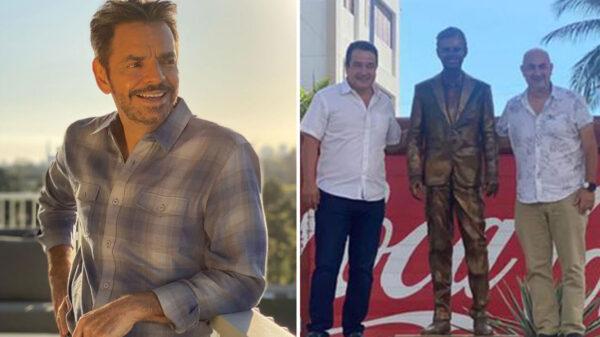 Eugenio Derbez dice que él no pidió su estatua en Acapulco