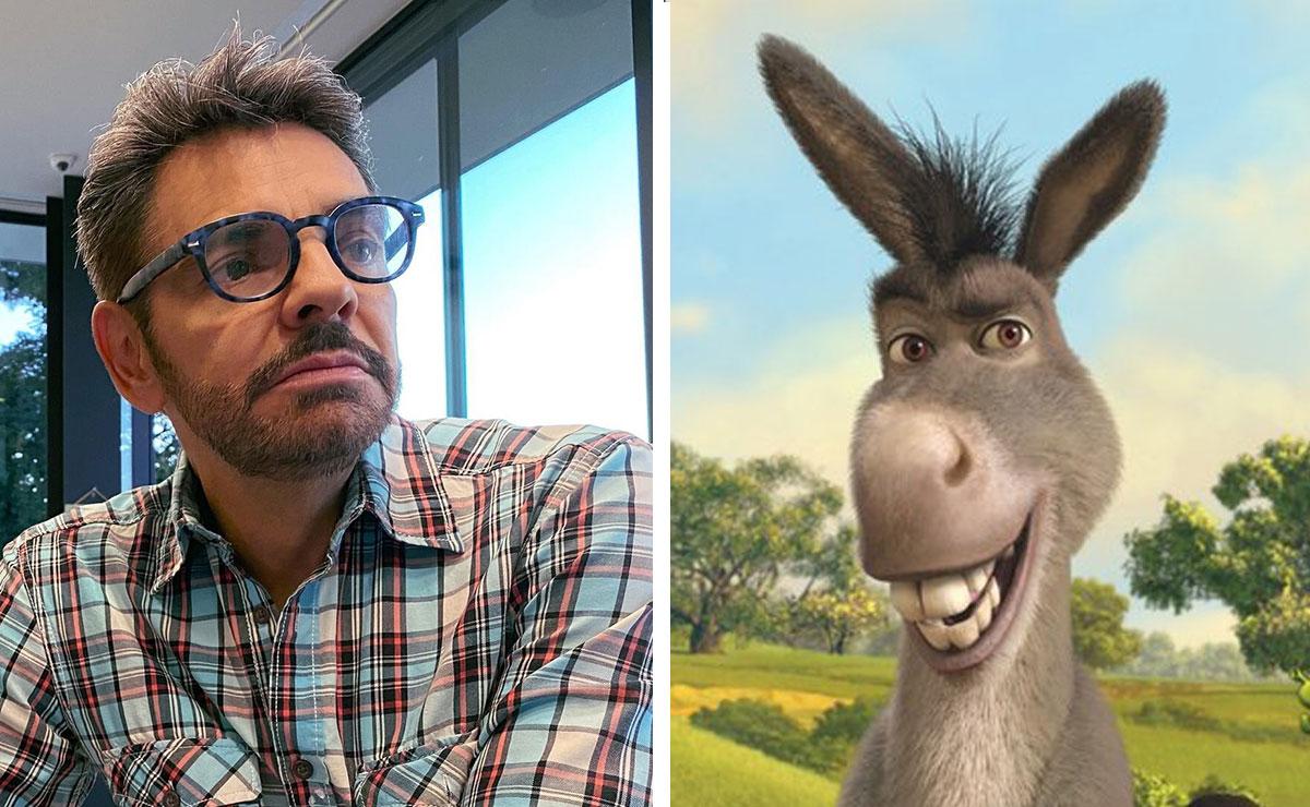 Eugenio Derbez fue demandado por cantar esta canción en 'Shrek 2'
