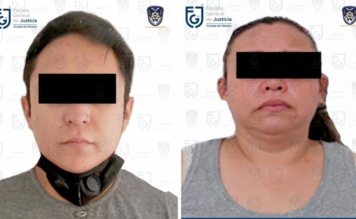 Madre e hijo prostituían a adolescente de 14 años, fueron detenidos