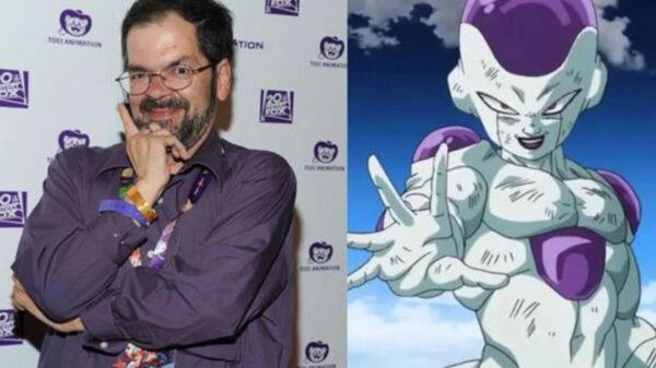 "Fallece Chris Ayers, voz de Freezer en ""Dragon Ball Super"""