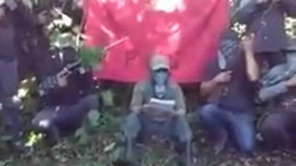Surge grupo armado en Chiapas; exigen expulsión del crimen organizado
