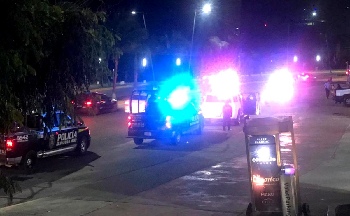 Cancún: Detienen a hombres armados en la SM 516