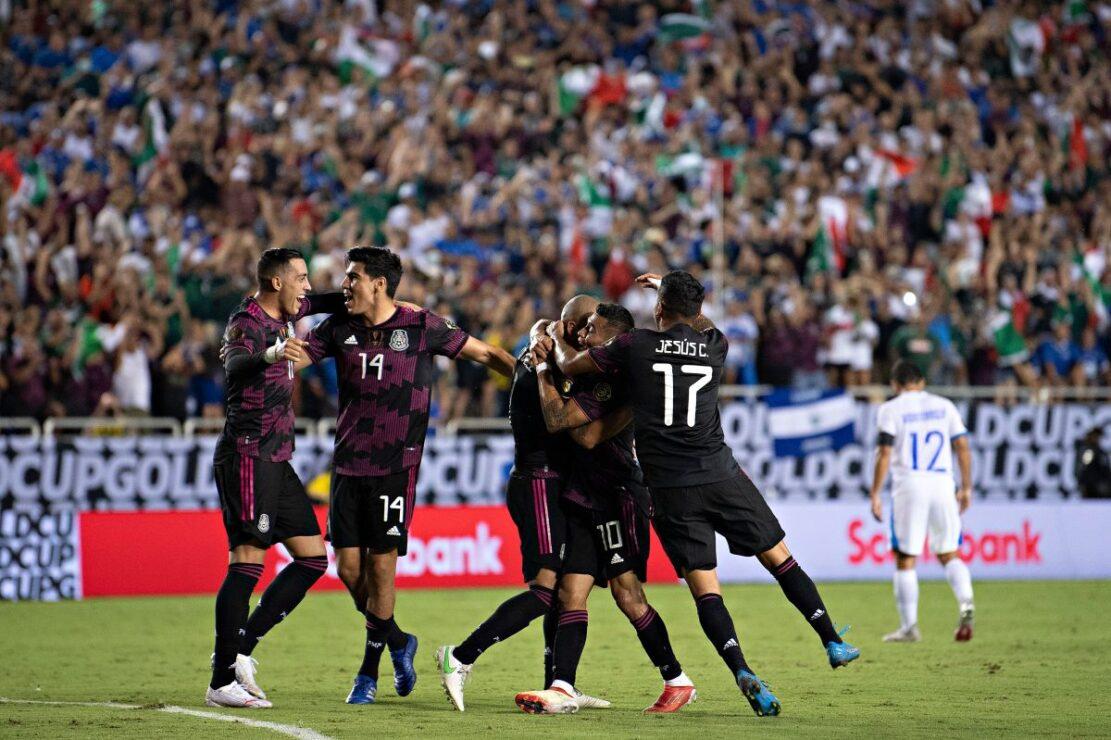 México vs Honduras: horario y transmisión
