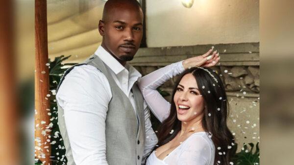 Jimena Sánchez se casa con el cantante Tis Zombie