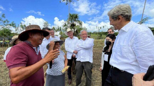 Pactan México y EU trabajar unidos contra el cambio climático