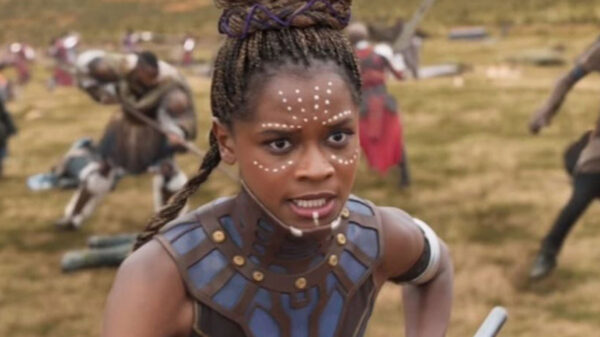 Letitia Wright causa problemas para 'Black Panther 2' por ser antivacuna del Covid-19