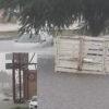 Mérida sufre severas inundaciones por lluvias; esperan más afectaciones