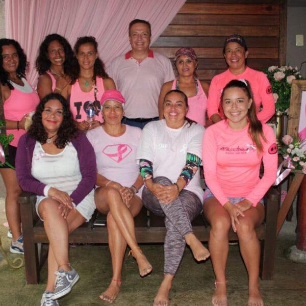 Fundación Alegre y Fundación de un Grano de Arena por Mujer, conforman una alianza de vida en el mes de la prevención contra el cáncer de mama