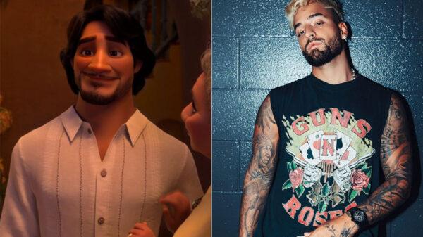 Maluma confirma su participación en cinta de Disney