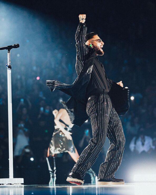 Maluma revela a sus fans que estuvo apunto de morir en un vuelo