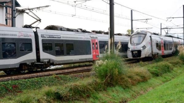 Tres migrantes son aplastados por un tren mientras dormían en las vías