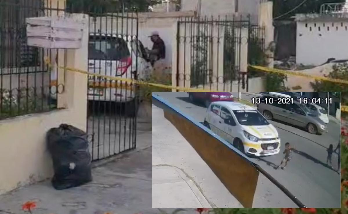Fallece el menor atropellado por taxista en Chetumal