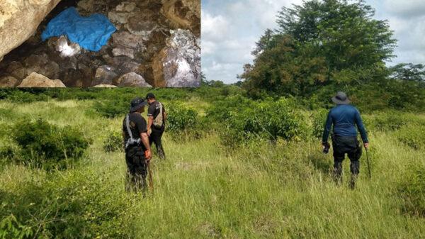 Adulto mayor es encontrado muerto en una cueva en Sucilá