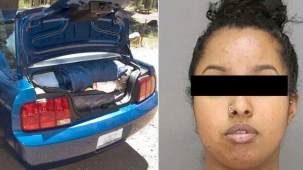 Madre deja morir a su hijo; esconde el cuerpo en la cajuela de su auto