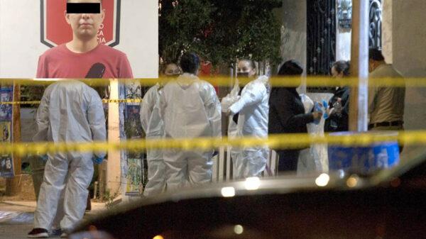 Sujeto asesina a 5 familiares y luego se entrega a la policía