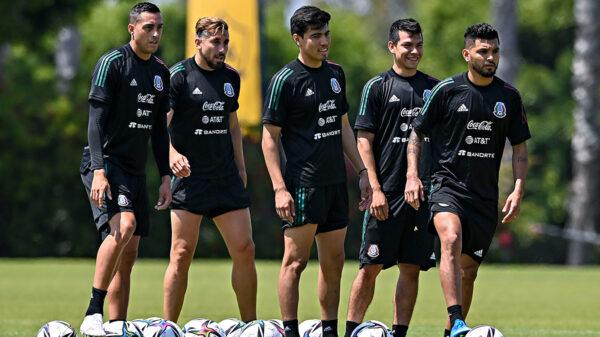 Filtran nueva playera de la Selección Mexicana con nuevo escudo