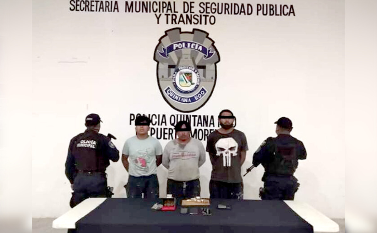 Detienen a trabajadores de Aguakán con droga; empresa fija su postura