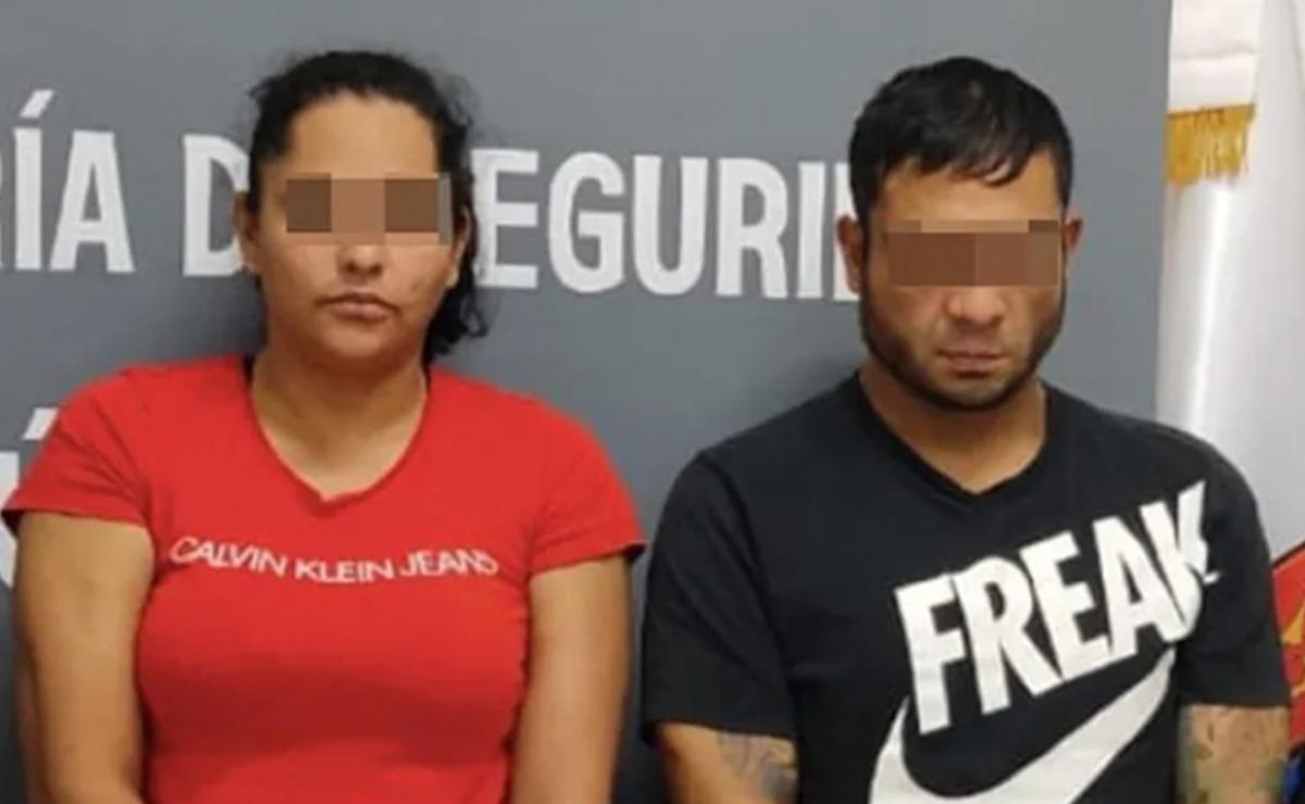 Detiene Policía Municipal a par de narcomenudistas en Tulum