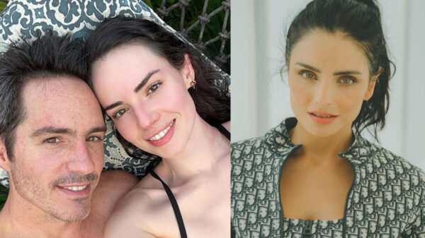 Novia de Mauricio Ochmann reacciona a las comparaciones con Aislinn Derbez