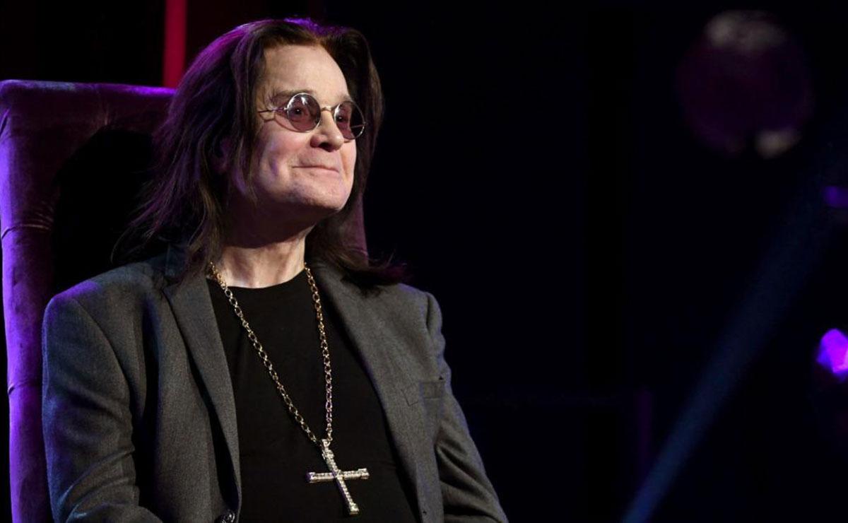 Ozzy Osbourne dice que por su adoración al diablo no contrajo covid