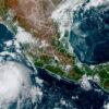 Prevén que 'Pamela' se intensifique a huracán categoría 1 esta noche