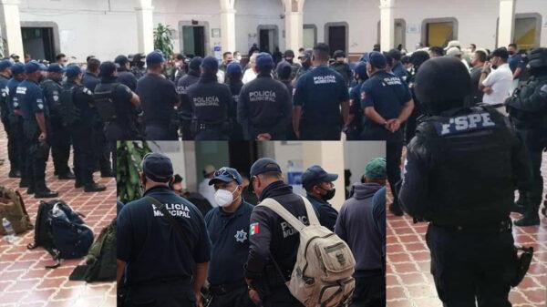 Despiden a toda la policía de un municipio en Guanajuato