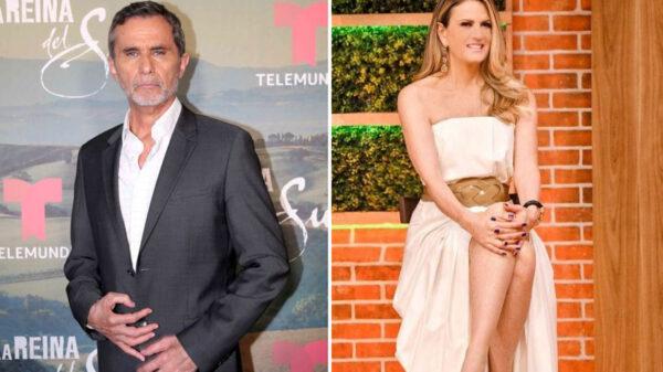 Rebecca de Alba habla sobre su supuesto romance con Humberto Zurita