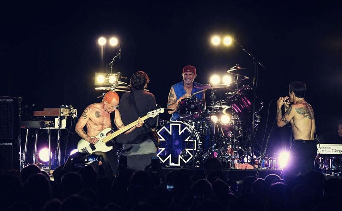 Red Hot Chili Peppers revela que ya está terminado su nuevo álbum