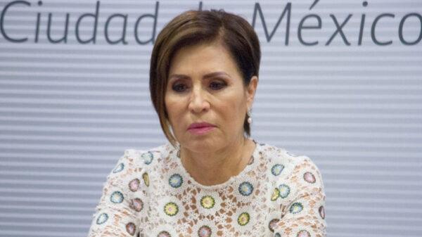 Ordena juez que Rosario Robles continúe en prisión preventiva