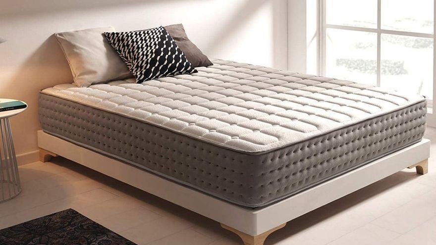 ¿Sabes cómo elegir el mejor colchón? Checa estos tips