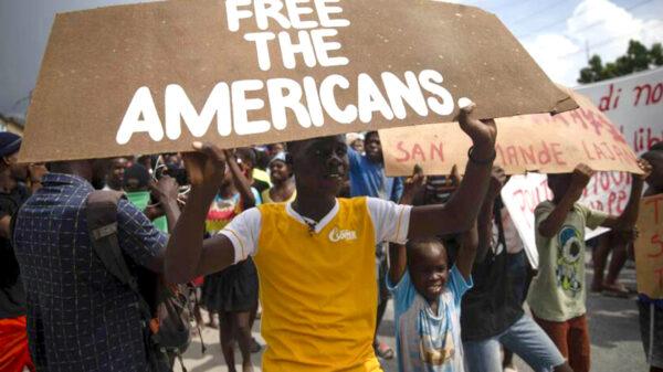 Video: Asesinarán a 17 misioneros de EU en Haití si no pagan rescate de 17 MDD