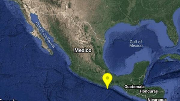 Reportan sismo de 4.3 grados en Oaxaca