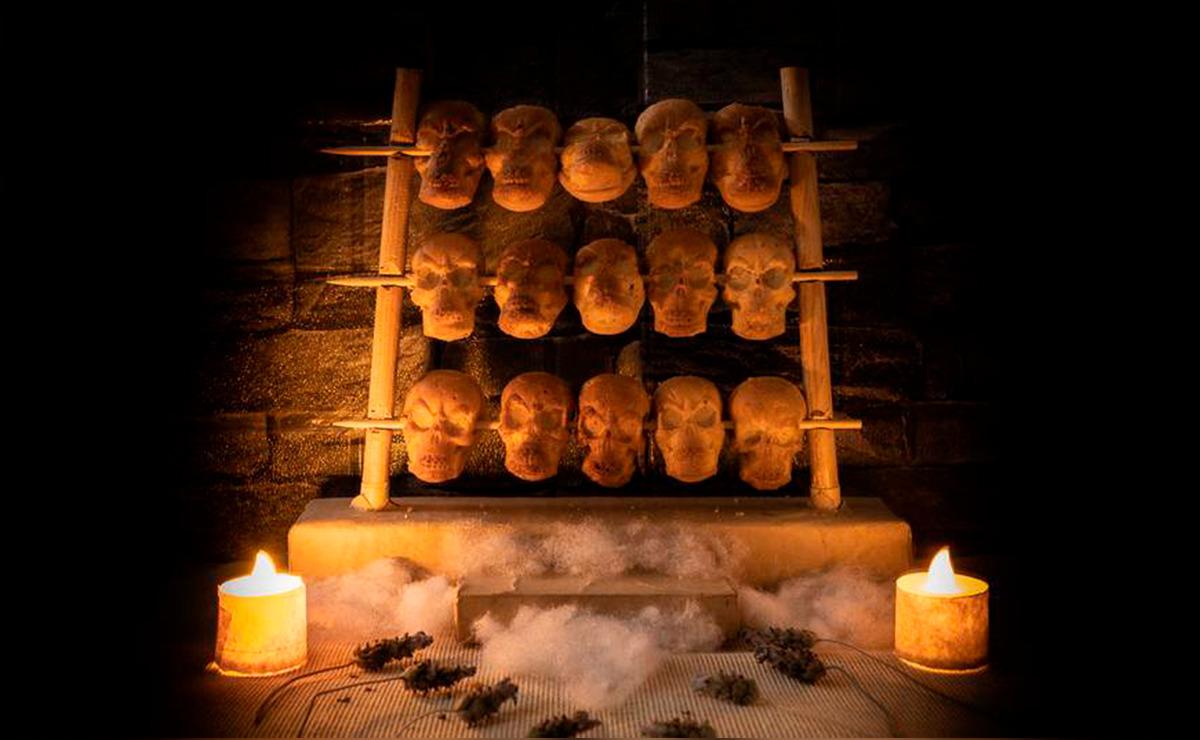 Conoce el Tzompanque, la sabrosa ofrenda que transforma la historia azteca