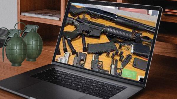 Video: Redes sociales, campo fértil para tráfico ilegal de armas en México