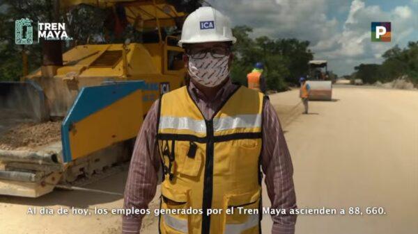 Costo del Tren Maya aumentó 60 mil millones de pesos: Fonatur