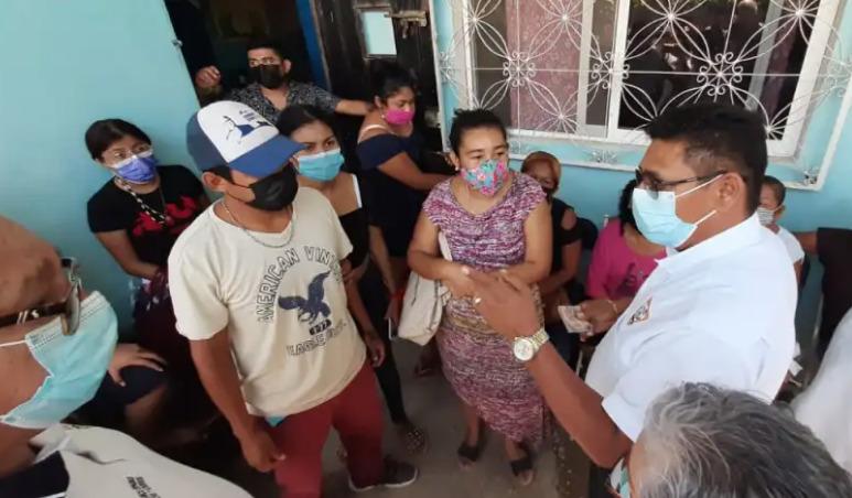Amargo velorio del niño atropellado el día de ayer en Chetumal