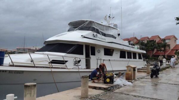 """Continúa la búsqueda de la embarcación """"MOI Guadalupe"""" en el Caribe."""