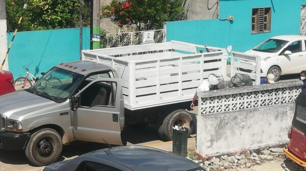 Atienden recoja de basura en Holbox, ante la mala imagen a turistas.