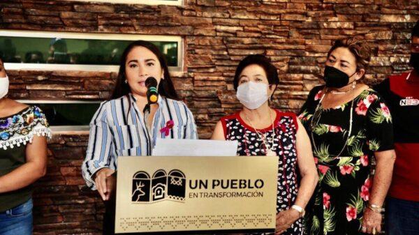 Reconoce la presidenta Mary Hernández que recibe un Ayuntamiento colapsado.