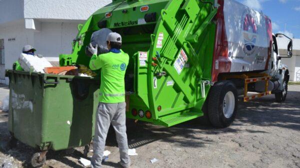 Ratifican a Red Ambiental como la encargada de la basura en Cancún.