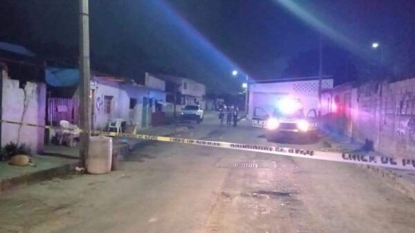 Cancún: Ataque armado deja un muerto en la Supermanzana 60.