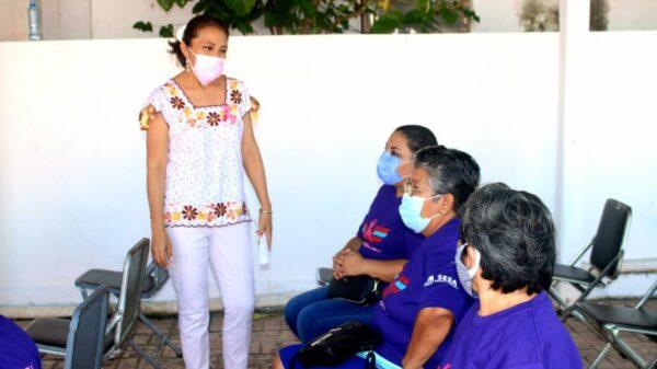 DIF Municipal realiza pruebas de VPH, exploración mamaria y Papanicolaou