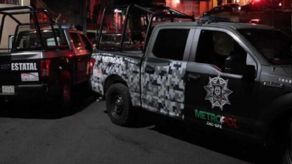 Comando armado asesina a balazos a 4 policías en Zacatecas